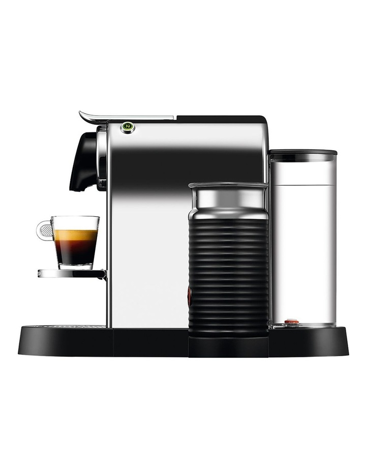 by Breville Citiz & Milk Capsule Coffee Machine Chrome BEC650MC image 5
