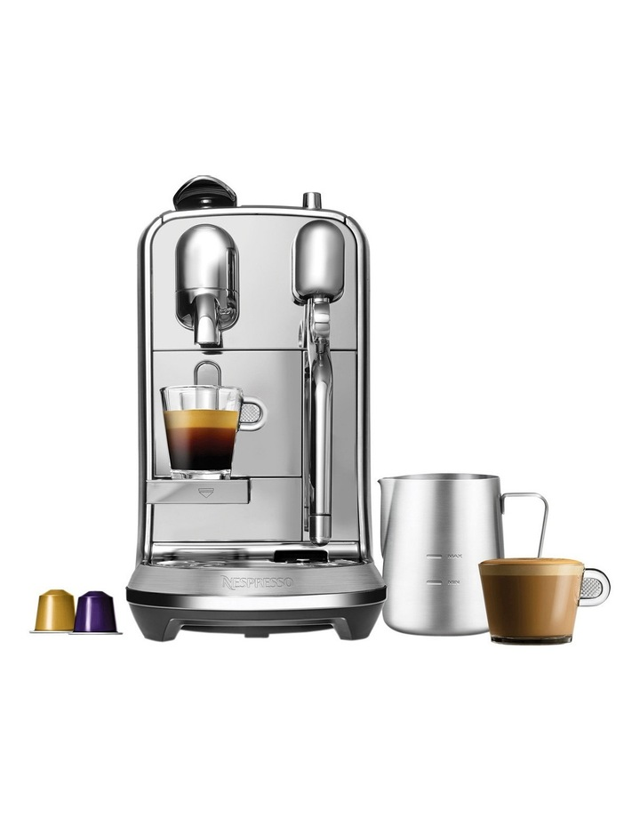by Breville Creatista Plus Capsule Coffee Machine: Brushed Stainless Steel: BNE800BSS image 1