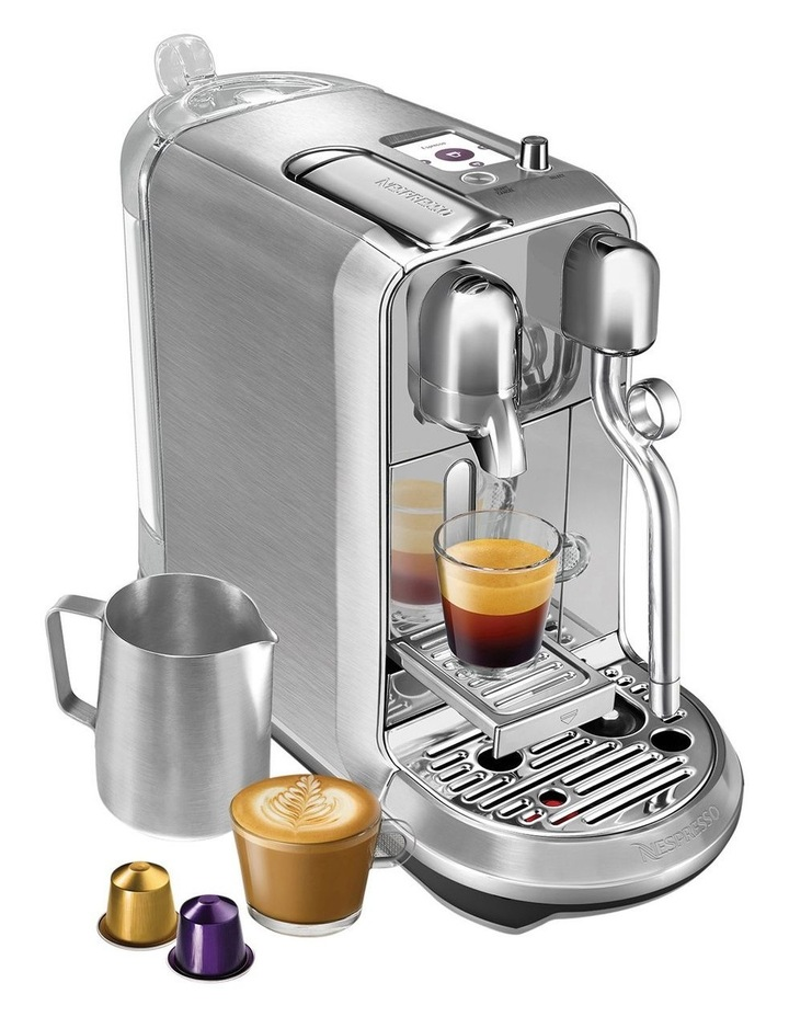 by Breville Creatista Plus: Brushed Stainless Steel BNE800BSS image 2