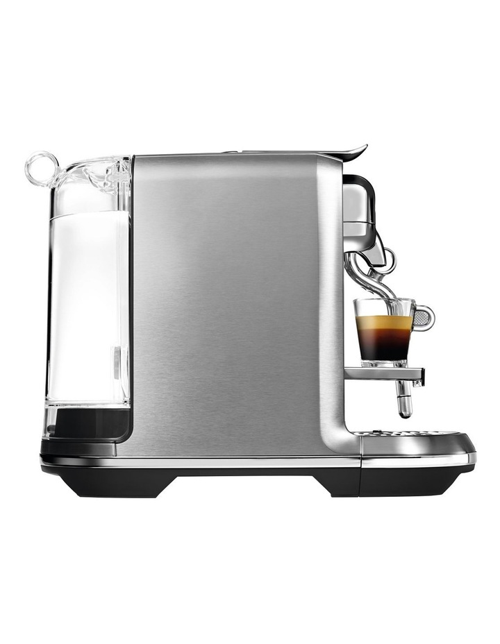 by Breville Creatista Plus Capsule Coffee Machine Brushed Stainless Steel BNE800BSS image 7