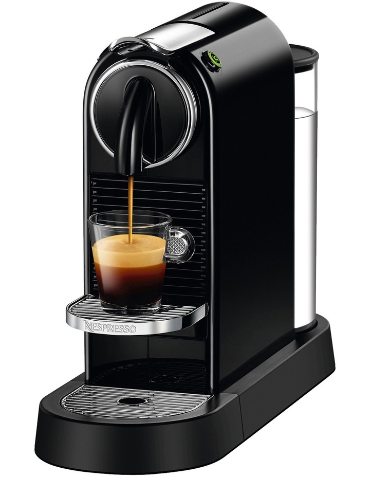 Nespresso | By Delonghi Citiz Solo Capsule Coffee Machine ...