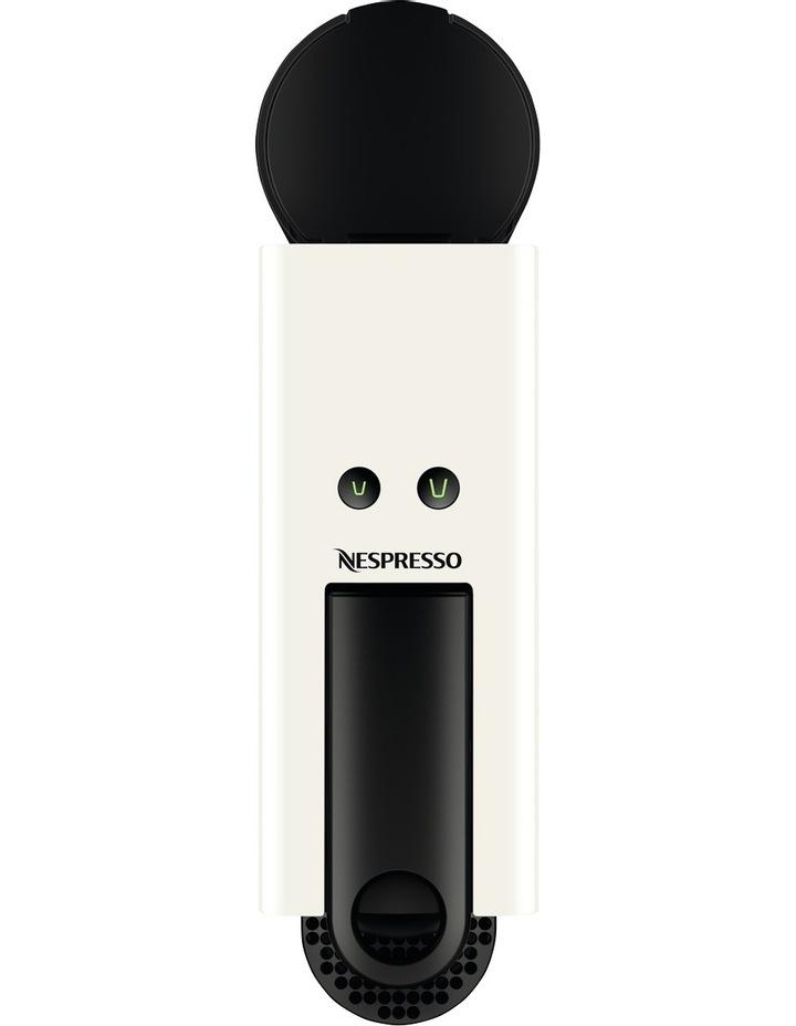 by Breville Essenza Mini & Milk Capsule Coffee Machine in Pure White BEC250WHT image 8