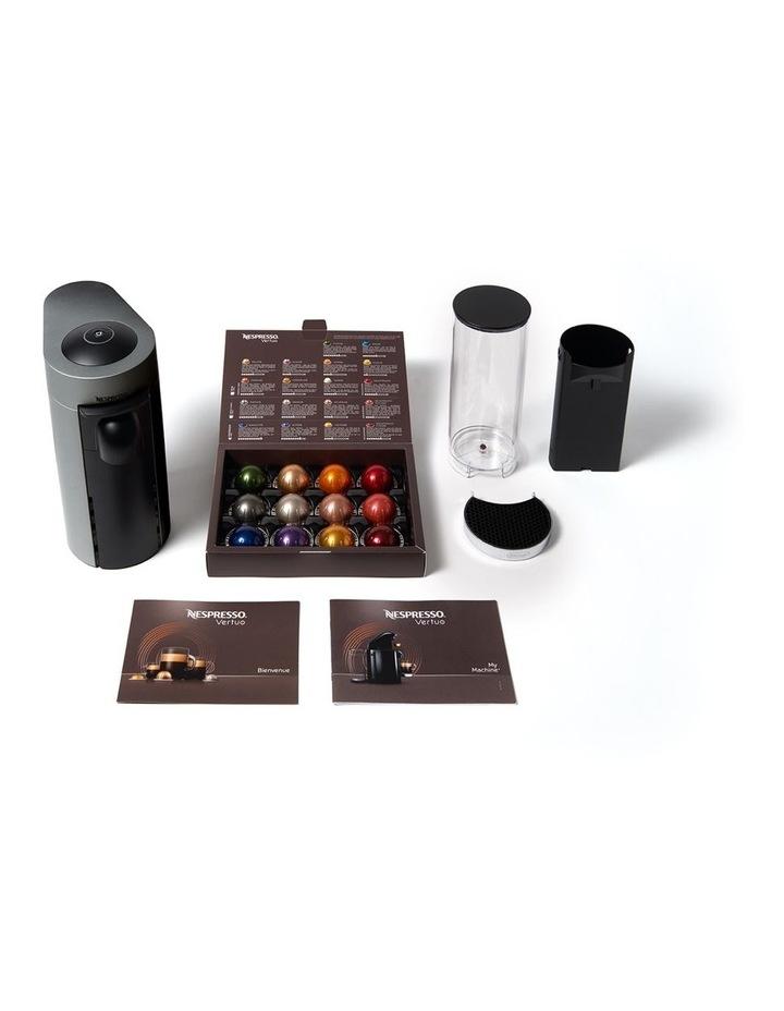 by Delonghi VertuoPlus Deluxe Capsule Coffee Machine Titanium ENV155T image 6