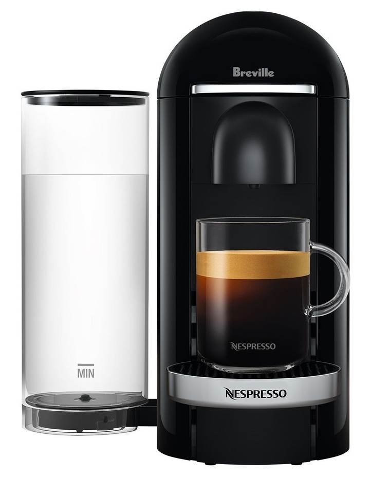 by Breville VertuoPlus Deluxe Capsule Coffee Machine Black BNV420BLK image 2