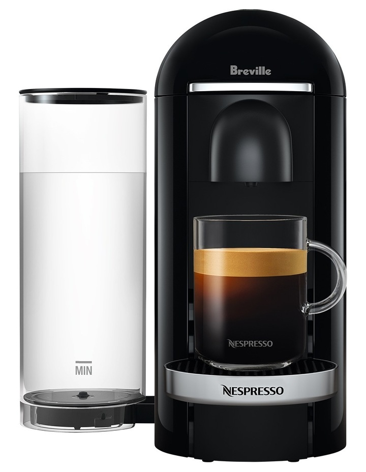 by Breville VertuoPlus Deluxe Capsule Coffee Machine: Black BNV420BLK image 1