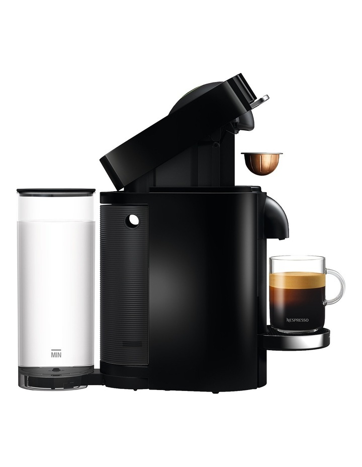 by Breville VertuoPlus Deluxe Capsule Coffee Machine: Black BNV420BLK image 3