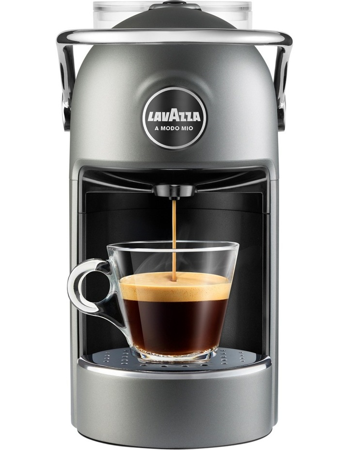 A Modo Mio Jolie Plus capsule coffee machine with MilkUp induction frother: Gunmetal image 4