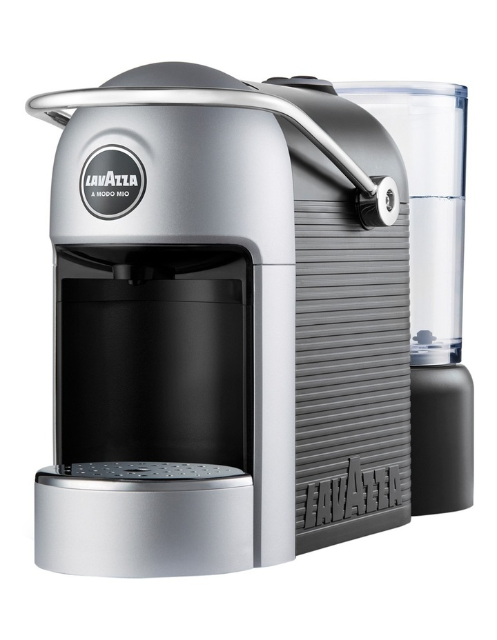 Lavazza a Modo Mio Jolie Plus capsule coffee machine with MilkUp induction frother: Silver image 2