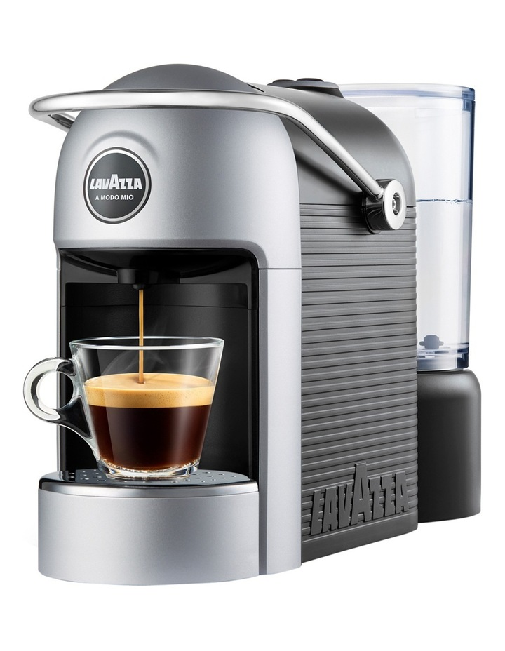 Lavazza a Modo Mio Jolie Plus capsule coffee machine with MilkUp induction frother: Silver image 3