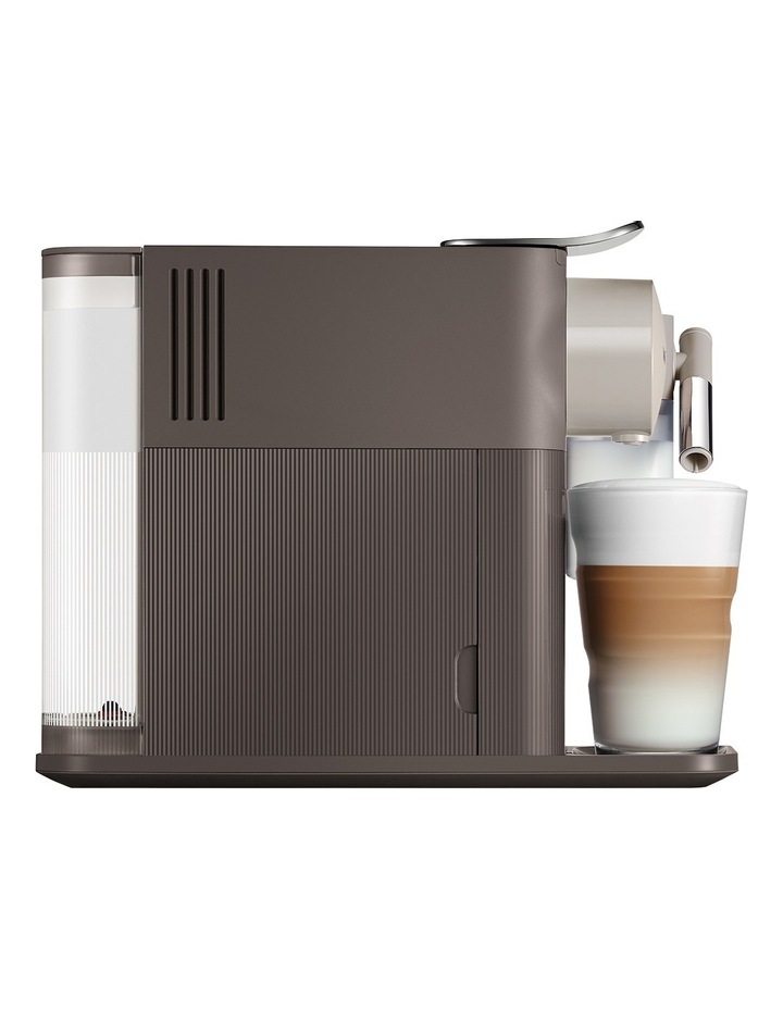 by Delonghi Lattissima One Capsule Coffee Machine: Brown EN500BW image 3