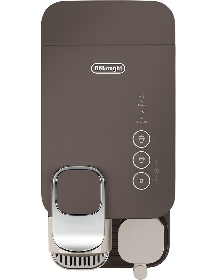 by Delonghi Lattissima One Capsule Coffee Machine: Brown EN500BW image 4