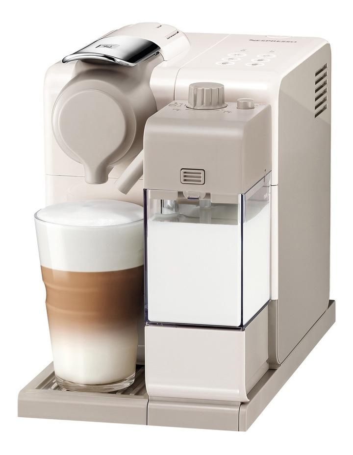 by Delonghi Lattissima Touch Capsule Coffee Machine White EN560W image 2