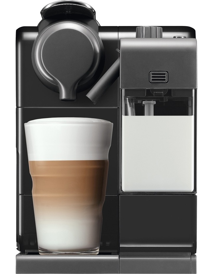 by Delonghi Lattissima Touch Capsule Coffee Machine EN560B Black image 1