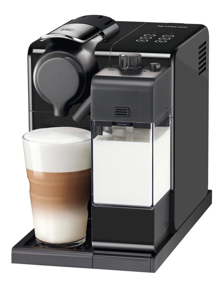 by Delonghi Lattissima Touch Capsule Coffee Machine Black/Silver EN560B image 2