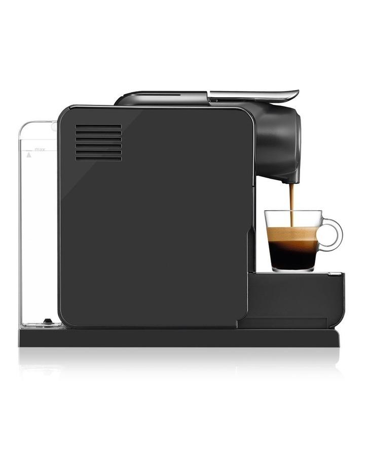 by Delonghi Lattissima Touch Capsule Coffee Machine Black/Silver EN560B image 4