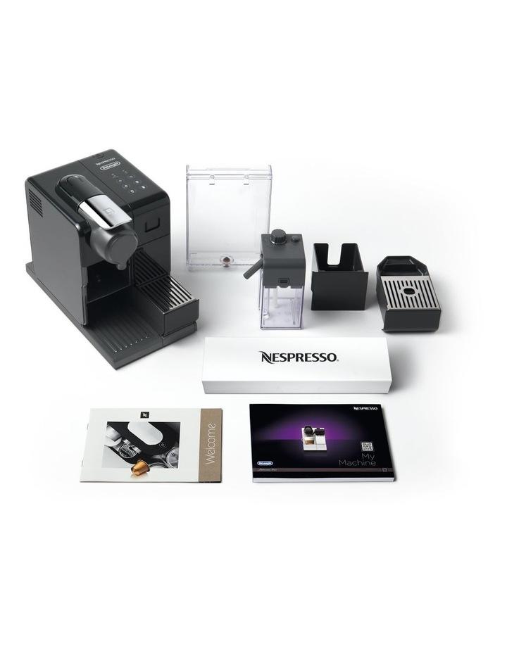 by Delonghi Lattissima Touch Capsule Coffee Machine Black/Silver EN560B image 7