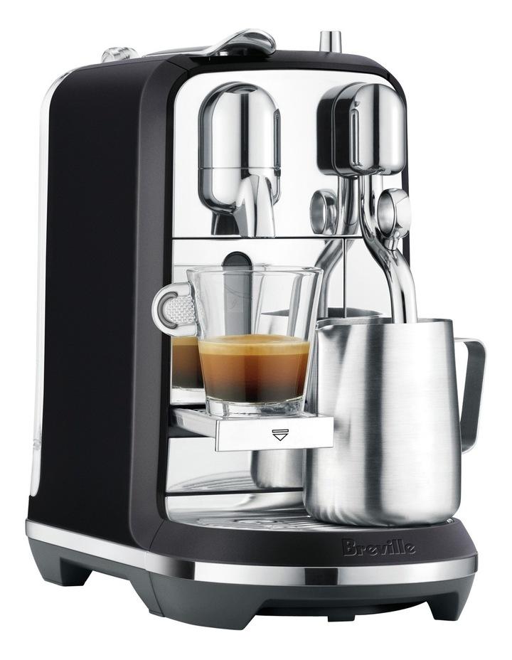 Breville Creatista Capsule Coffee Machine  - Black Truffle BNE600BTR image 1