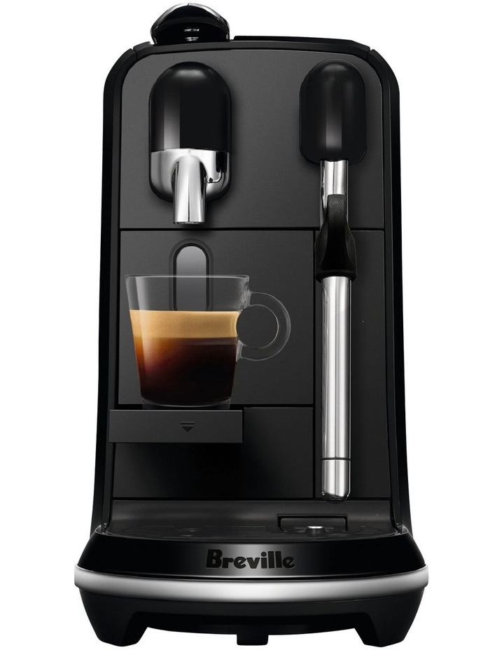 by Breville Creatista Uno Capsule Coffee Machine Black BNE500BKS image 1
