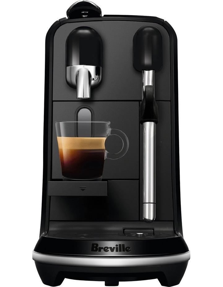 8de6859e9268 By Breville Creatista Uno capsule coffee machine  Black BNE500BKS image 1