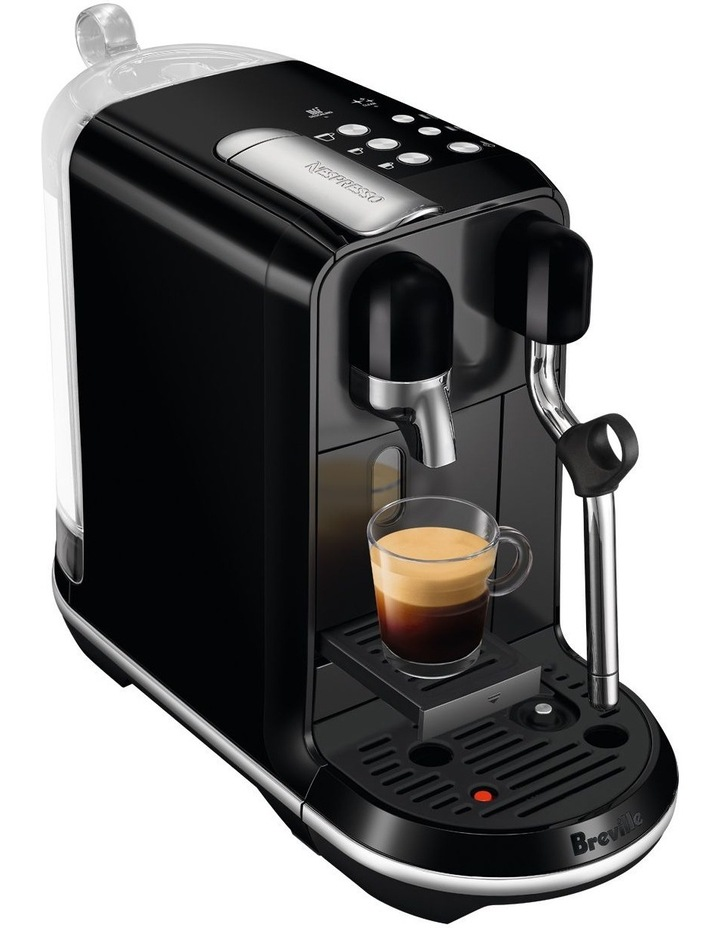 by Breville Creatista Uno Capsule Coffee Machine Black BNE500BKS image 3