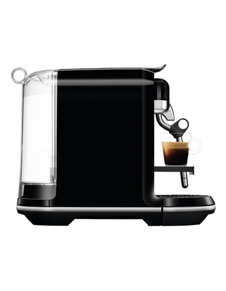 by Breville Creatista Uno Capsule Coffee Machine Black BNE500BKS image 5