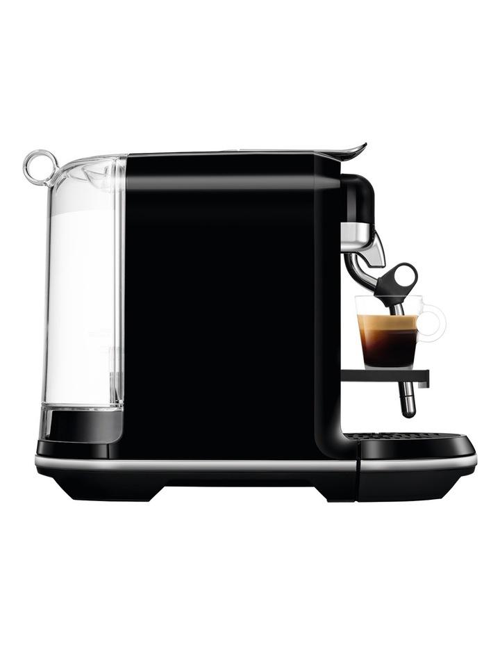 By Breville Creatista Uno capsule coffee machine :Black BNE500BKS image 5