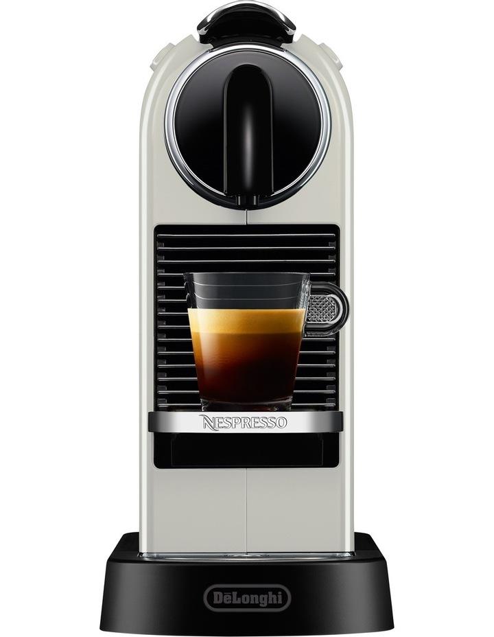 Citiz & Milk Capsule Coffee Machine: White: EN267WAE image 3