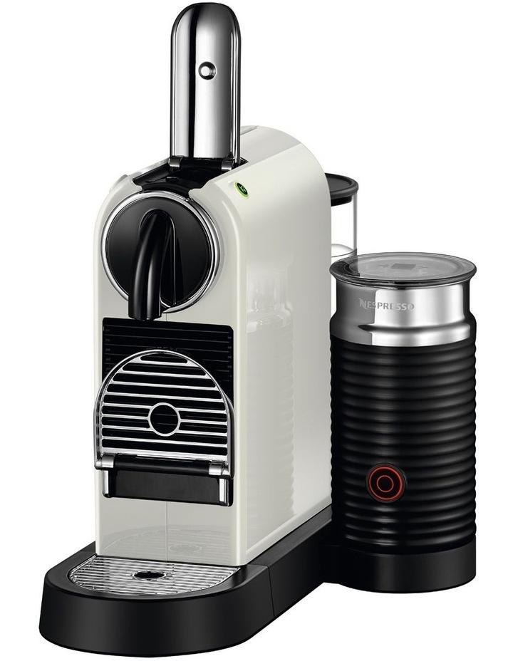 Nespresso By Delonghi Citiz & Milk Capsule Coffee Machine ...