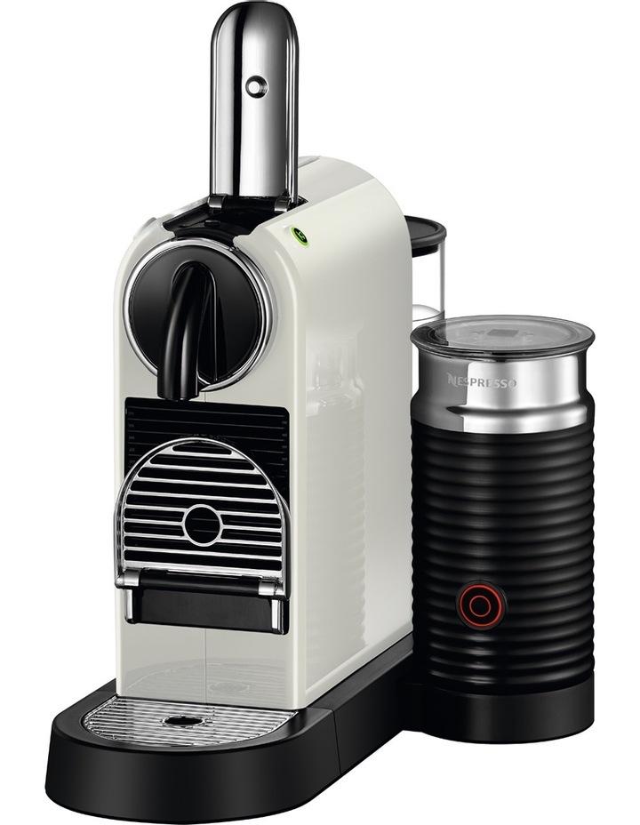 Citiz & Milk Capsule Coffee Machine: White: EN267WAE image 4