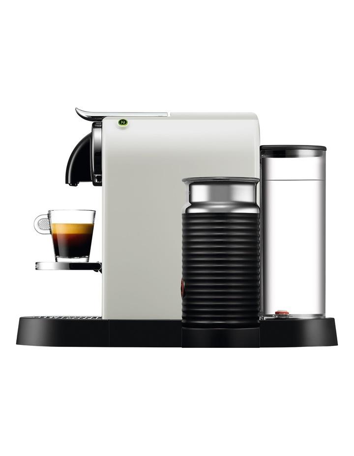 Citiz & Milk Capsule Coffee Machine: White: EN267WAE image 5