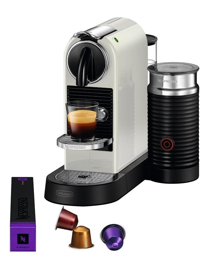 Citiz & Milk Capsule Coffee Machine: White: EN267WAE image 6
