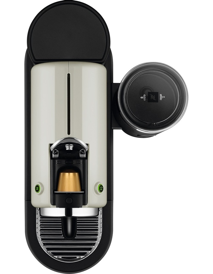 Nespresso Citiz Amp Milk Capsule Coffee Machine White