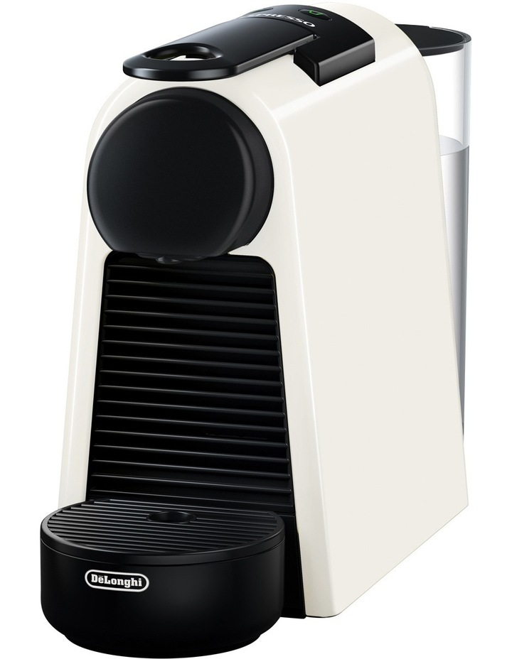 By Delonghi Essenza Mini Capsule Coffee Machine - White EN85WSOLO image 2