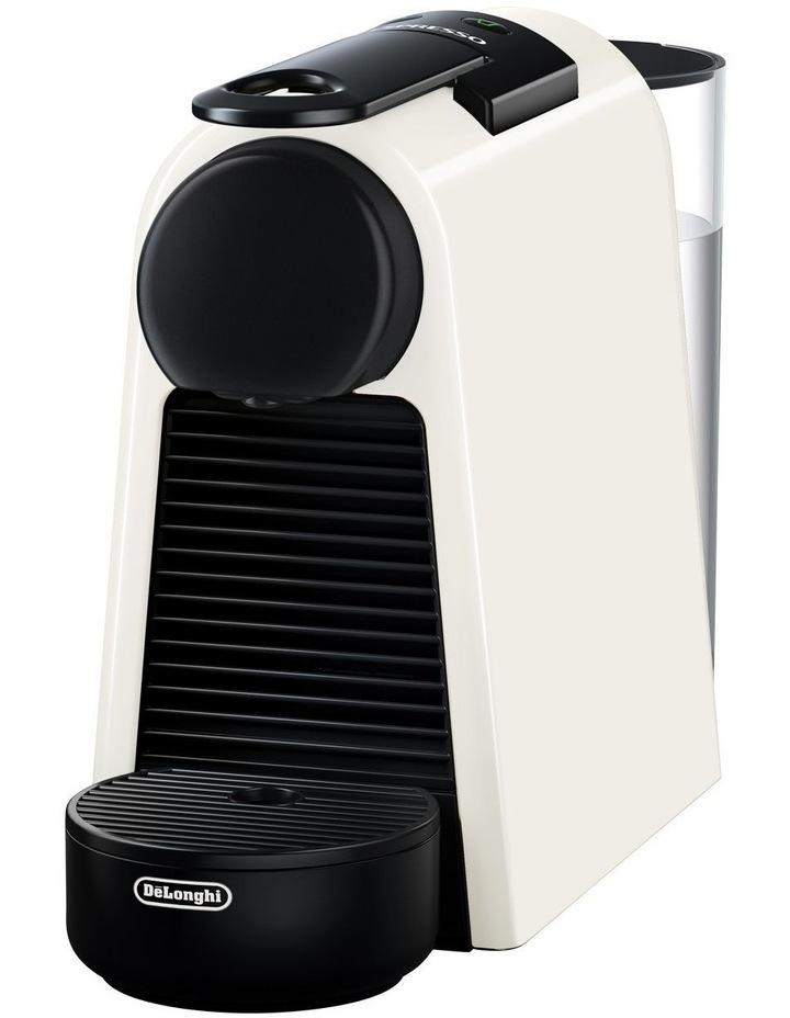 by Delonghi Essenza Mini Capsule Coffee Machine White EN85WSOLO image 2