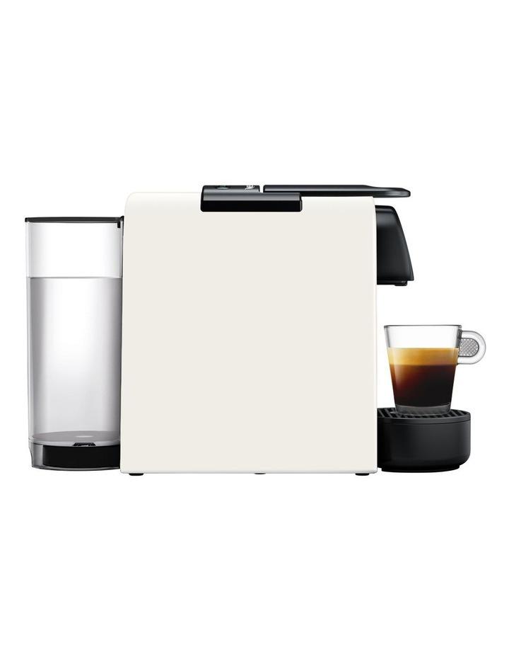 by Delonghi Essenza Mini Capsule Coffee Machine White EN85WSOLO image 4