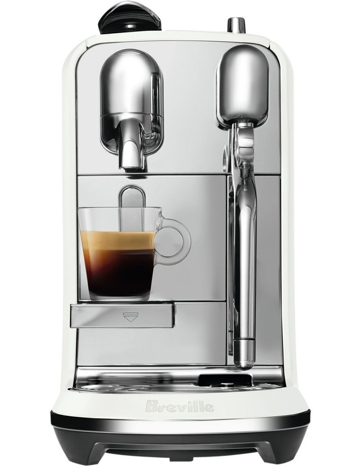 by Breville Creatista Plus Capsule Coffee Machine Sea Salt BNE800SST image 1