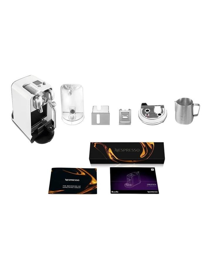 by Breville Creatista Plus Capsule Coffee Machine Sea Salt BNE800SST image 7