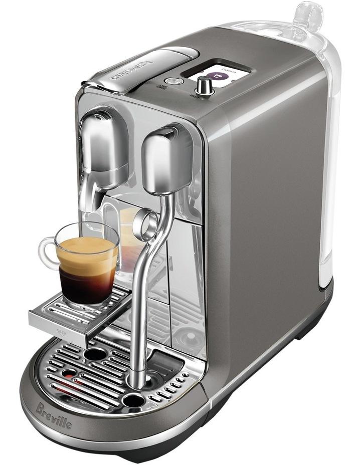 Creatista Plus Capsule Coffee Machine: Smoked Hickory BNE800SHY image 2