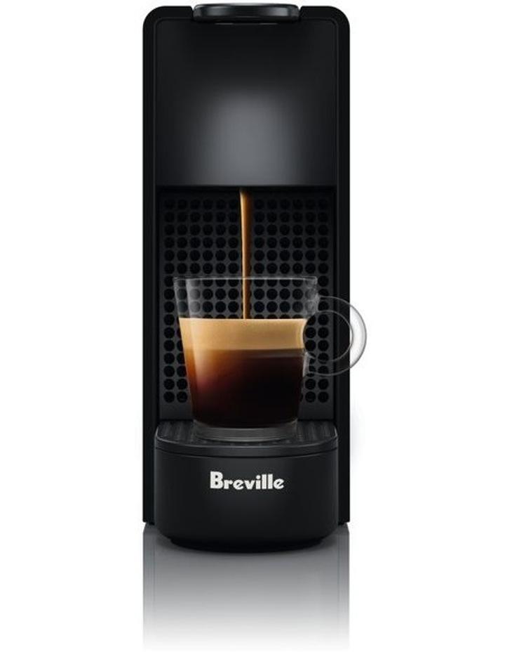 by Breville Essenza Mini Solo Capsule Coffee Machine Black BEC220BLK image 1
