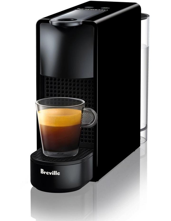 by Breville Essenza Mini Solo Capsule Coffee Machine: Black BEC220BLK image 1