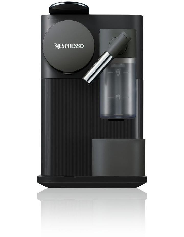 by Delonghi Lattissima One Capsule Coffee Machine Matt Black EN500B image 1