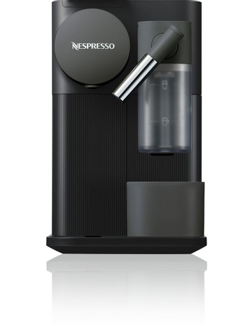 DelonghiDelonghi Lattissima One capsule coffee machine  EN500B Matt Black.  Delonghi Delonghi Lattissima One capsule coffee machine  EN500B Matt Black f18b2d255