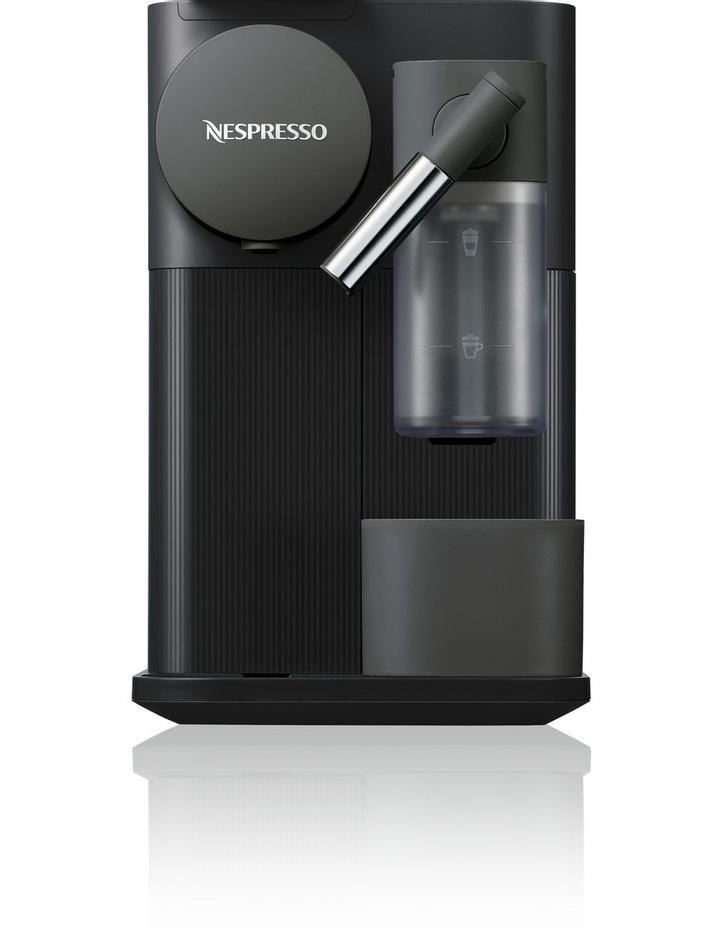 Delonghi Lattissima One Capsule Coffee Machine: EN500B Matt Black image 1