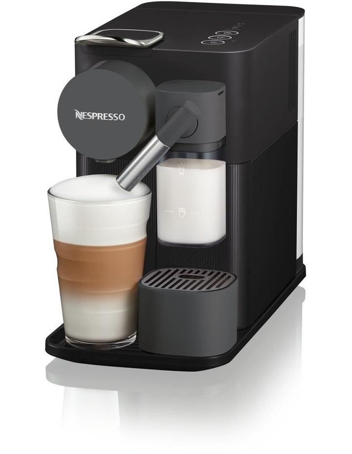by Delonghi Lattissima One Capsule Coffee Machine Matt Black EN500B image 2