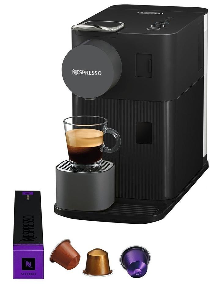 by Delonghi Lattissima One Capsule Coffee Machine Matt Black EN500B image 3