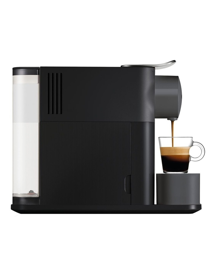 by Delonghi Lattissima One Capsule Coffee Machine Matt Black EN500B image 4