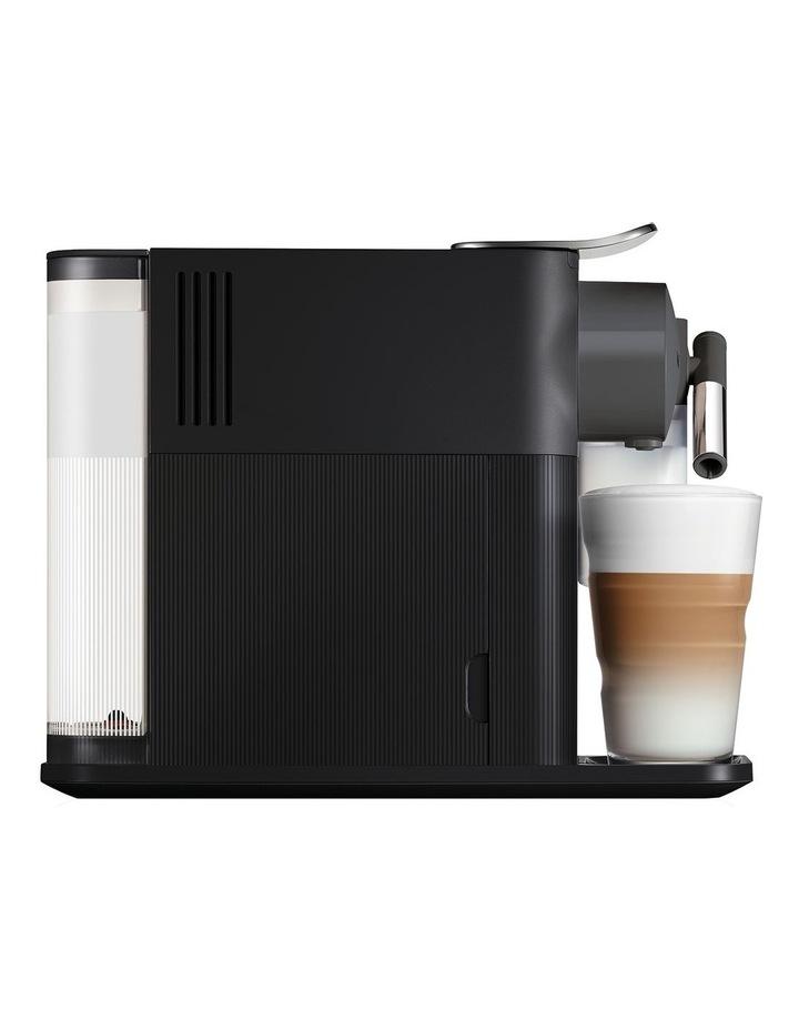 by Delonghi Lattissima One Capsule Coffee Machine Matt Black EN500B image 5