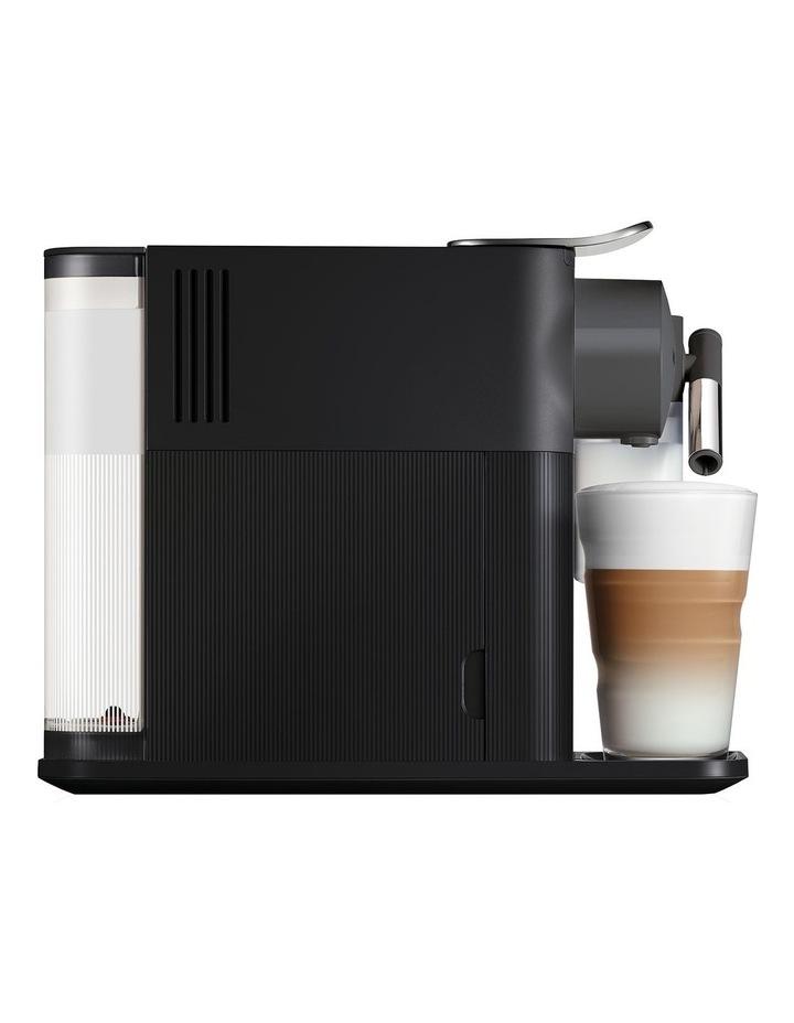 Delonghi Lattissima One Capsule Coffee Machine: EN500B Matt Black image 5