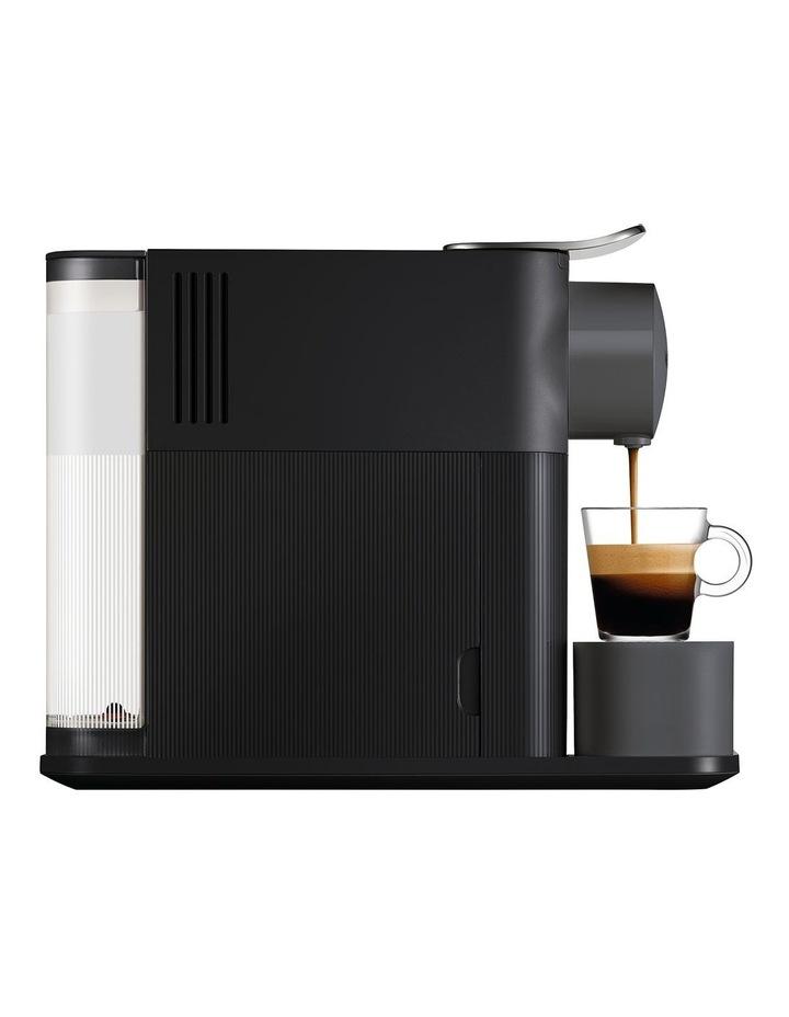by Delonghi Lattissima One Capsule Coffee Machine Matt Black EN500B image 6