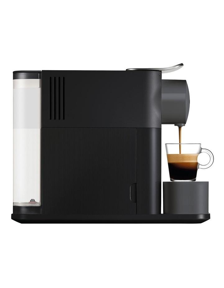 Delonghi Lattissima One Capsule Coffee Machine: EN500B Matt Black image 6